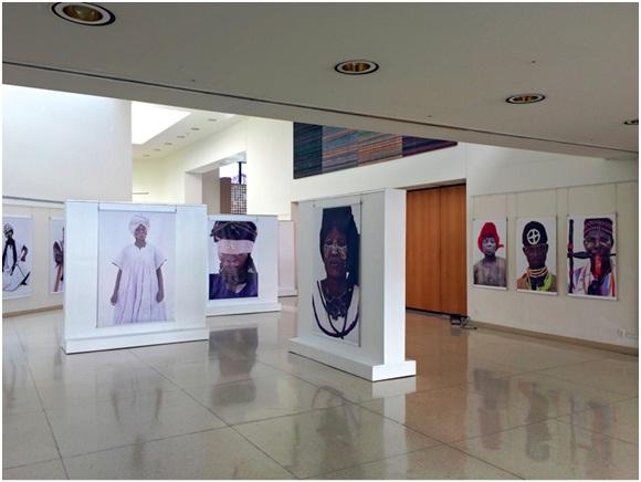 Exhibition 'Divinités Noirs' © 2014, Dany Leriche & Jean-Michel Fickinger
